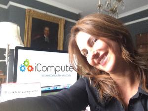 iCompute Author Liane O'Kane