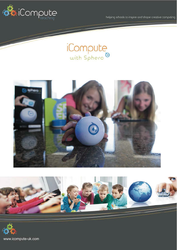 iCompute Lesson Plans with Sphero Cover