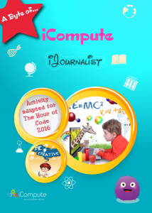 iCompute for Hour of Code iJournalist