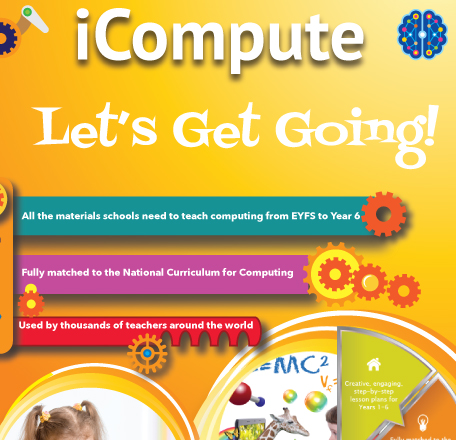 Computing from EYFS to Year 6 - BETT & ERA Awards Finalist 2014-2017