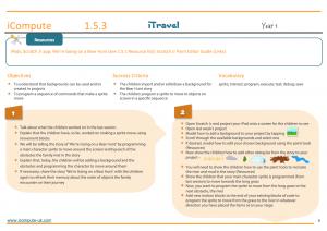 KS1 Computing Lesson Plan