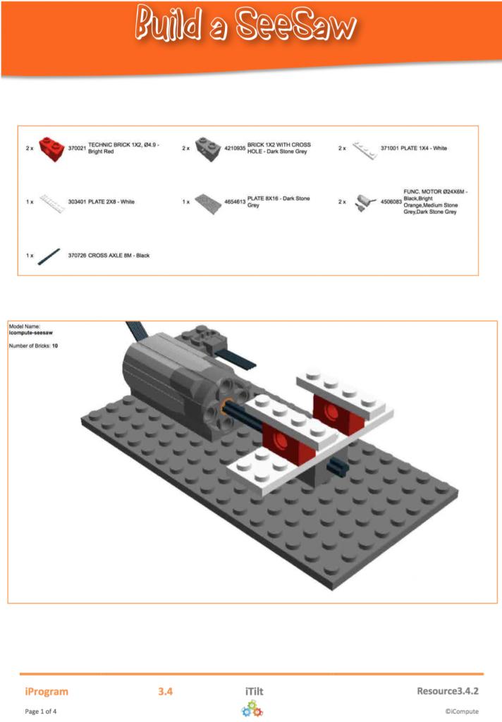 LEGO Build Instructions