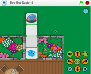Easter Computing Lesson