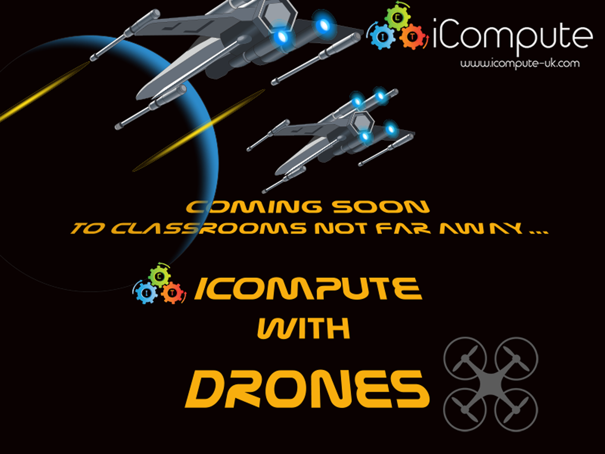 iCompute with Drones