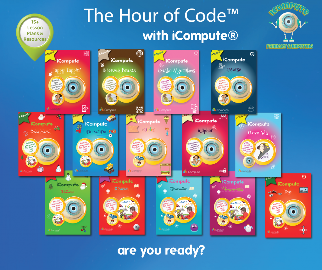 icompute hour of code