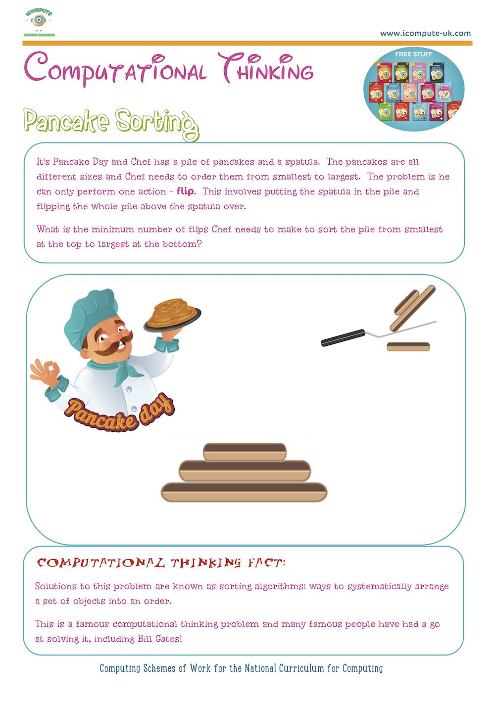iCompute - for Primary Schools
